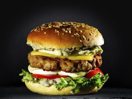 Бургер Король Сыров